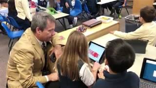 STEM Bridge Designs in Kindergarten using Ipad/Nearpod technology