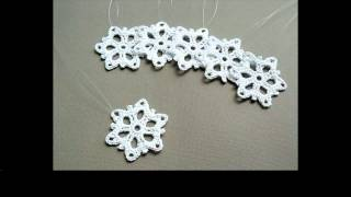 easy crochet crochet ornaments