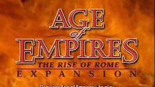 Age Of Empires: The Rise Of Rome (Expansion) Ad