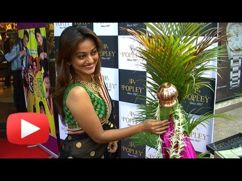 Ashok Saraf, Manasi Naik, Varsha Usgaonkar Celebrate Gudhi Padwa - Marathi Entertainment