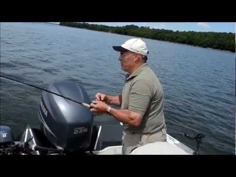 Lake of the Woods, Minnesota walleye fishing, July, 2012