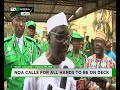 War Against Indiscipline: NOA calls for all hands to be on deck