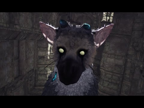 5 Minutes of The Last Guardian in PSVR