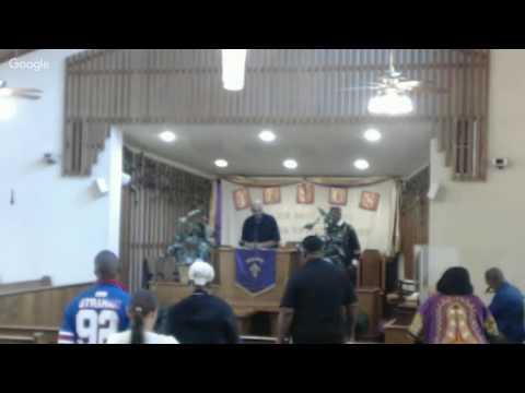 05/22/2016 Mt. Zion Pentecostal Church, Elizabeth New Jersey MZPCinc AM church Service, Praise an...