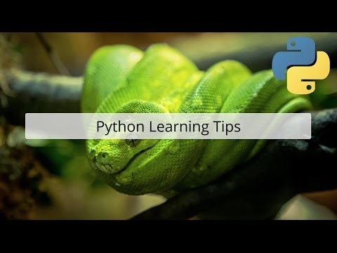 Python Learning Tips