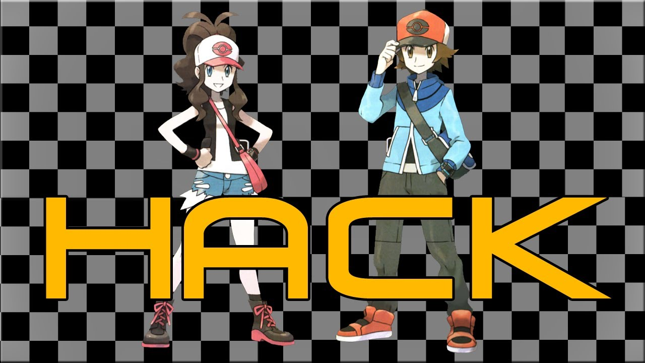 Pokemon Black And White Gba Hack Pokemon White Hack Gba