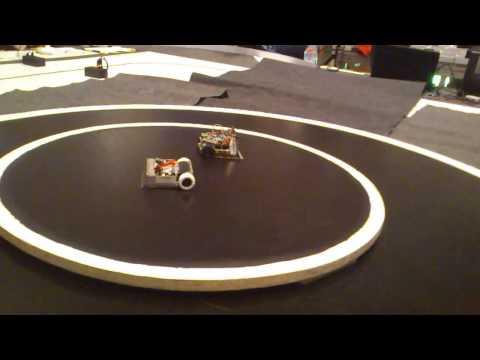 Sumo Challenge 2014 [Minisumo] Elster/Atom vs Er3