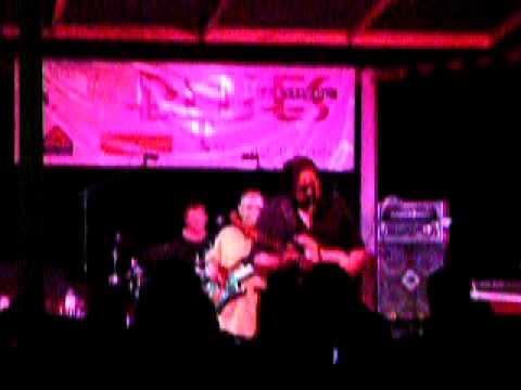 2009 Silver City Blues Festival (41) Coco Montoya
