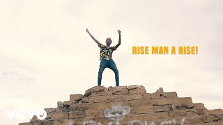 Projexx - Rise Man A Rise (Official Lyrics Video)