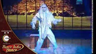 Dance India Dance Season 4 February 08, 2014 - Biki Das's Performance