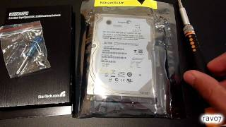 How To Install a Hard Drive Enclosure