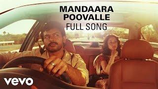 Awaara - Mandaara Poovalle Video | Yuvanshankar | Karthi