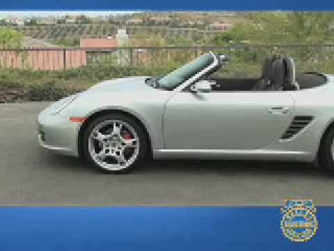 Porsche Boxster Review - Kelley Blue Book Video
