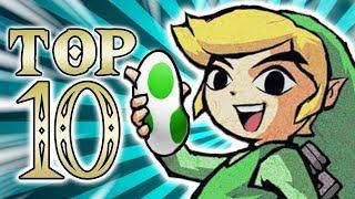 Die 10 COOLSTEN Zelda EASTER EGGS 🥚