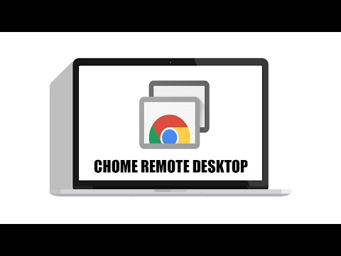 Remotely control your MAC from iOS Device [Chrome Remote Desktop]