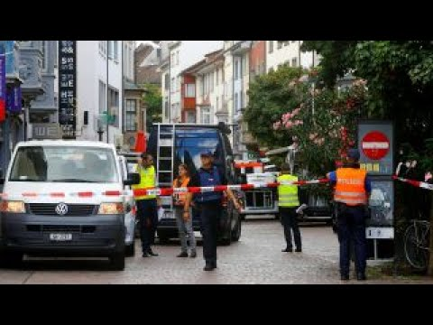5 wounded in chainsaw attack in Switzerland