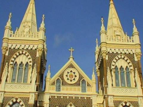Mount Mary Church, Mumbai
