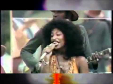 Chaka Khan and Rufus - Tell me something Good (RE-MASTERED) Official Video HD