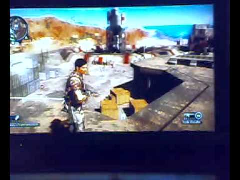 Just cause 2 gameplay videogioco trailer ita
