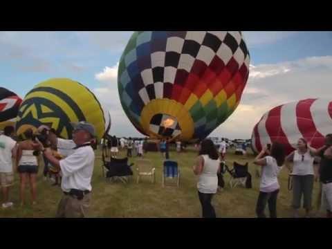 Quick Chek 30th Annual Balloon Festival 2012-Bret Michaels Concert