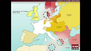 The Congress of Vienna, 1814-1815