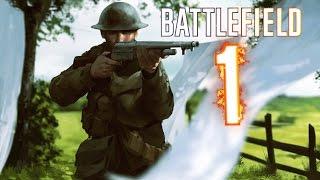 Battlefield 1 Gameplay - Melee Rampage!