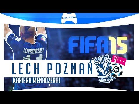 FIFA 15 | KARIERA | S1 | Lech Poznań #1 - Kopawryj W Poznaniu!