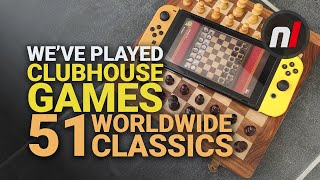 We've Played Clubhouse Games: 51 Worldwide Classics on Nintendo Switch - Is It Any Good?