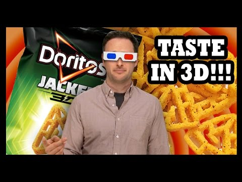 DORITOS 3D RETURN!?! - Food Feeder