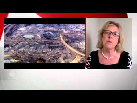 Elizabeth May on UN climate deal