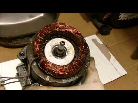 Fridge Motor conversion to Steam Generator idea