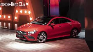 Mercedes-Benz CLA 2020 officially unveiled - not just a miniature CLS