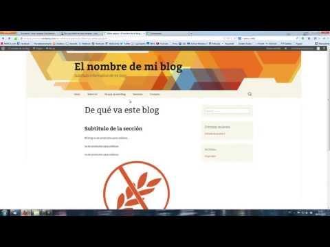Curso de Wordpress - Clase 4: Páginas y escribir contenidos