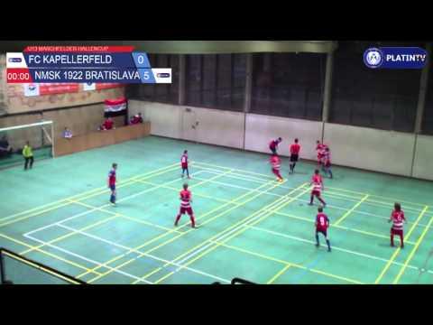 Tor -  FC Kapellerfeld / NMSK 1922 Bratislava am 13.02.2016 17:45