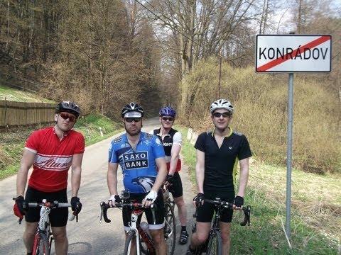Cycling Tour 2013 - Czech Republic