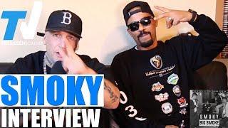 SMOKY Interview MC Bogy: Berlin Lankwitz, TMR Tough Music Records, Rap Magazine, Master P, Bausa
