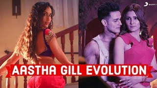 Aastha Gill Evolution 2014 2018