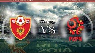 Poland vs Montenegro Live Football