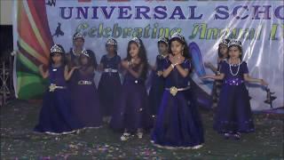 FLORIDA UNIVERSAL SCHOOL PRESENTS WELCOME DANCE