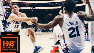 Philadelphia Sixers vs Memphis Grizzlies Full Game Highlights | 12.02.2018, NBA Season