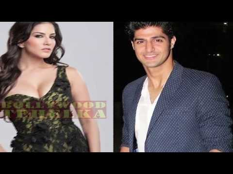 Sunny Leone To Romance Rati Agnihotri's Son Tanuj Virwani - Hot Couple!