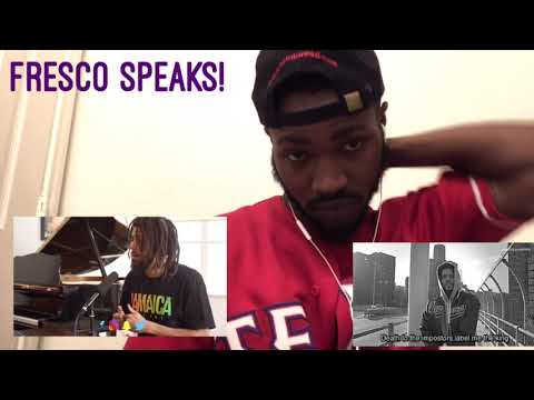 J COLE interview with ANGIE MARTINEZ + Reaction Fresco SPEAKS!