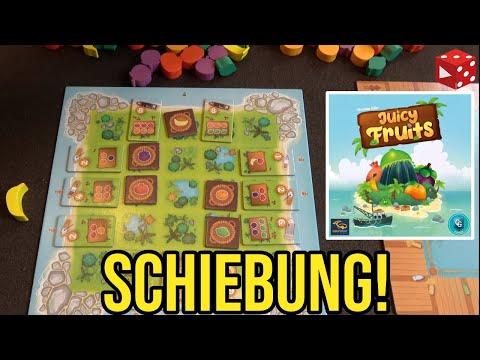 Juicy Fruits - Vom Spiel des Jahres 2020 Autor Christian Stöhr (Deep Print Games Pegasus 2020)