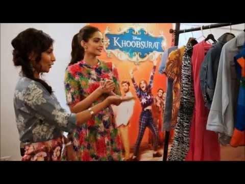 Sonam Kapoor Helps MissMalini Style Her Myntra Shopping Haul!