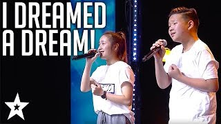 Amazing Vocal Audition on Thailand