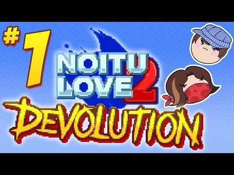 Noitu Love 2: Feverish Clicking – PART 1 – Steam Train