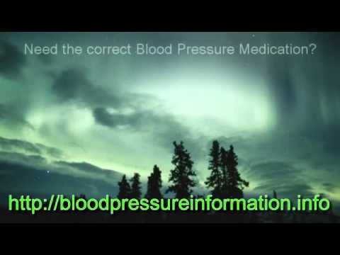 Blood Pressure Medication