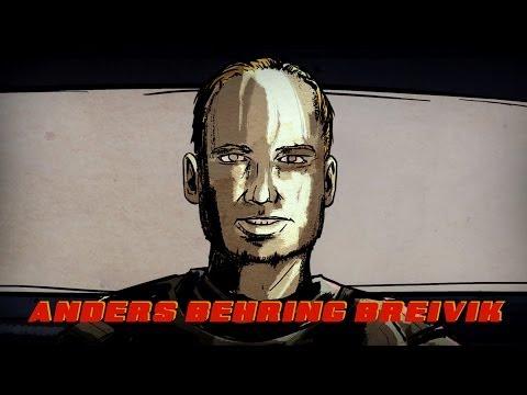 Anders Behring Breivik - Mörder No.4 #WV.WS