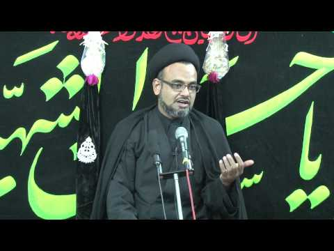 Maulana Sayyed Roohe Zafar Rizvi [3rd Moharram 1435 AH] - Majalis 4