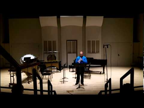 University of Florida Society of Composers Concert 3/24/13 - Part 1